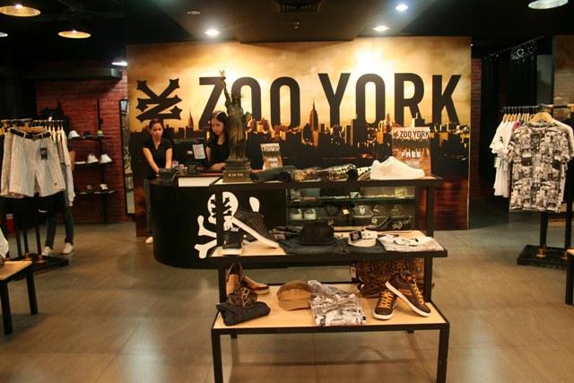 Zoo York Clothing Brand