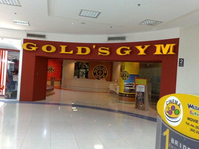 Gym guide part 1 : golds gym u2013 pinoy guy guide