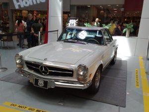 1966 Mercedes Benz W113