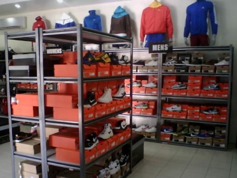 adidas warehouse