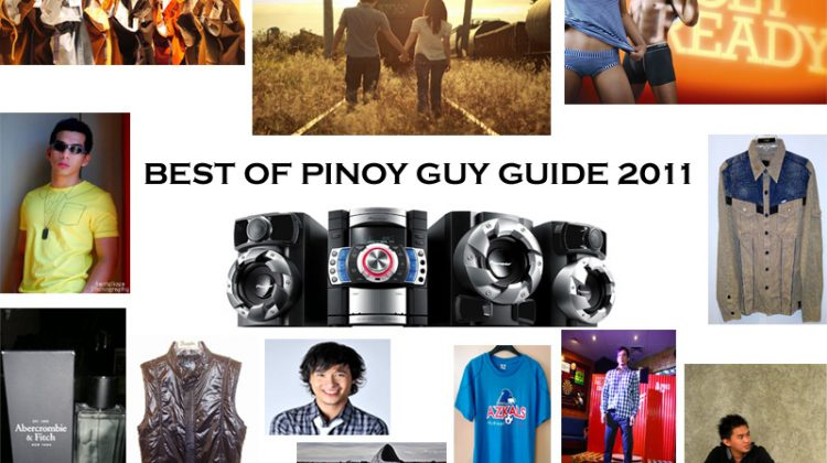 Best of Pinoy Guy Guide 2011