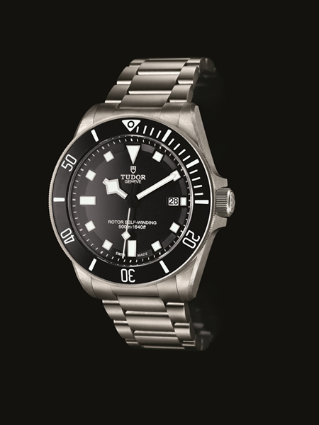 Tudor pelagos men s diving watch pinoy guy guide - Tudor dive watch ...
