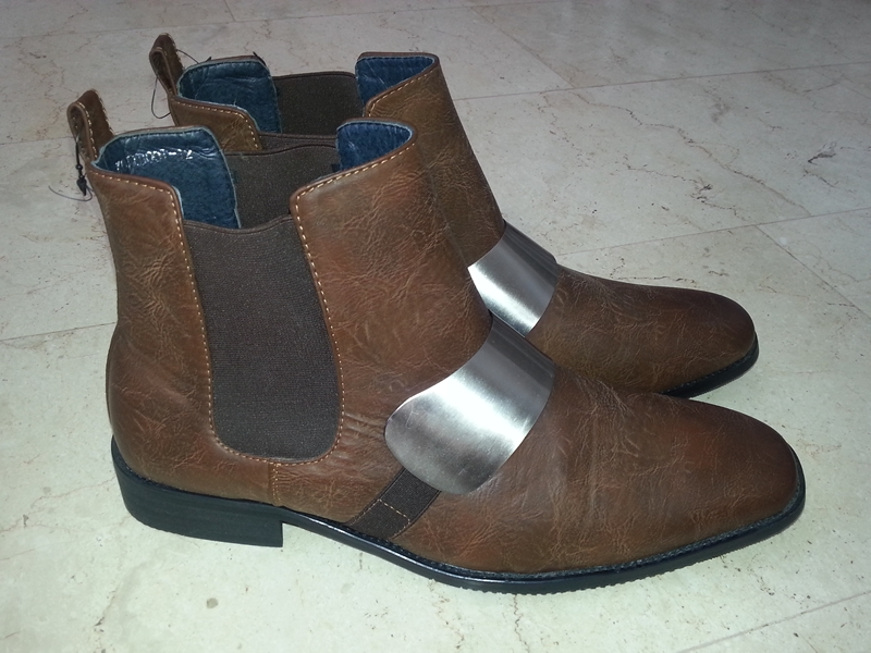 Milanos High Cut Boots (8)