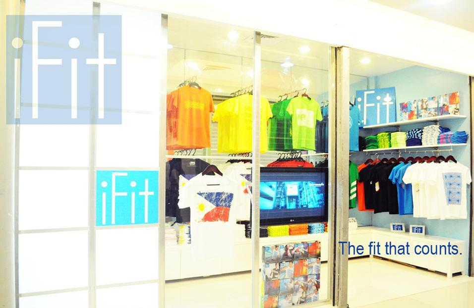 iFit Shirts Feature