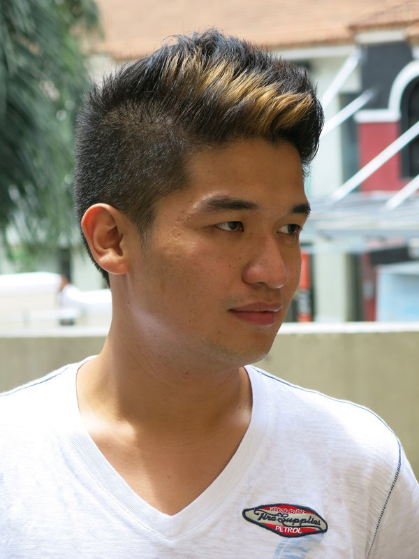 Chris Pinoy Guy Guide Footballer Hairstyle (3)