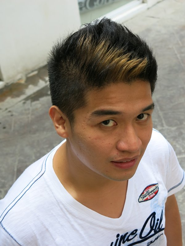 Chris Pinoy Guy Guide Footballer Hairstyle (5)