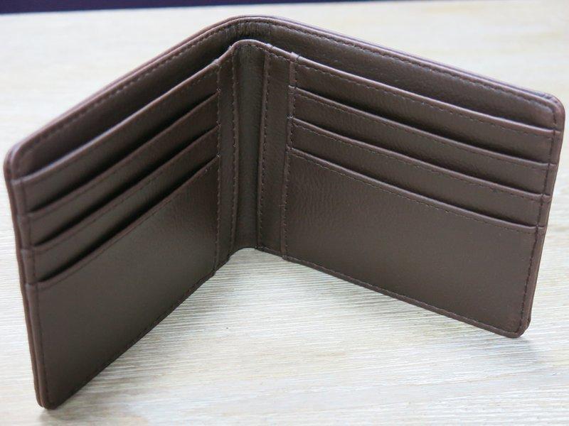 Men's Wallet and Handkerchief Set (1)