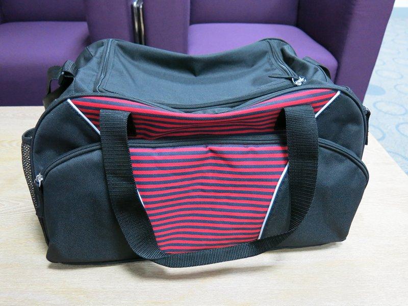 Tyler Overnight or Gym Bag (1)