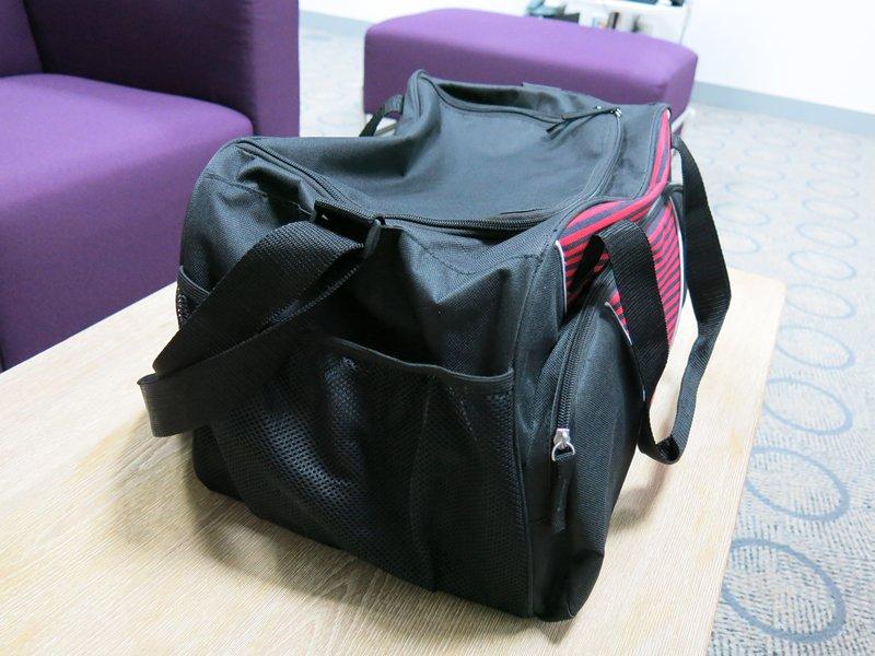 Tyler Overnight or Gym Bag (2)