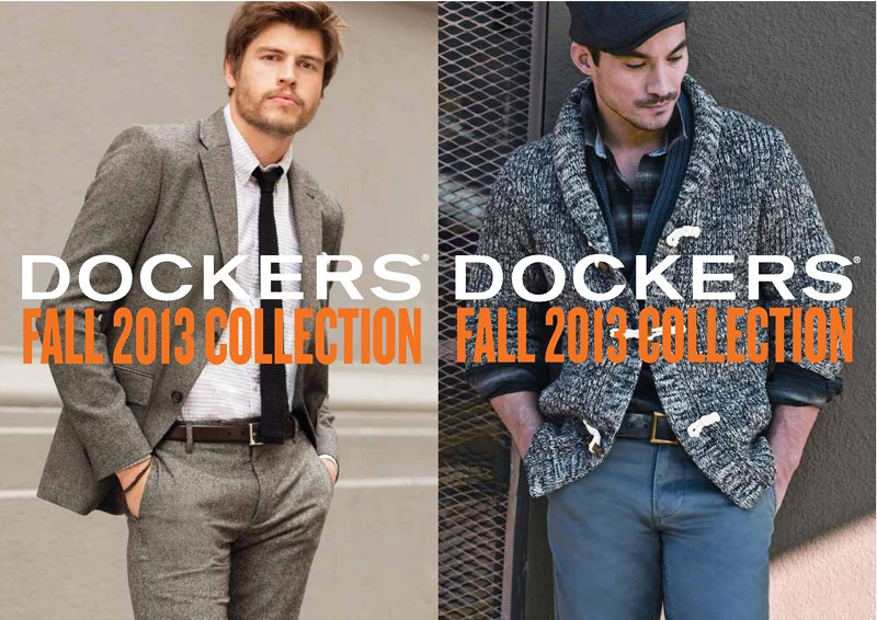 Dockers Fall Winter Holiday 2013 Collection
