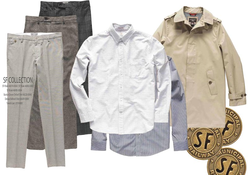 Dockers SF Collection