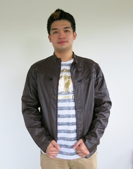 Ego Men's Biker Jacket (1)