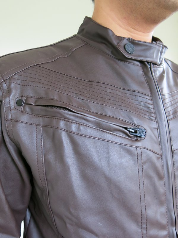 Ego Men's Biker Jacket (11)