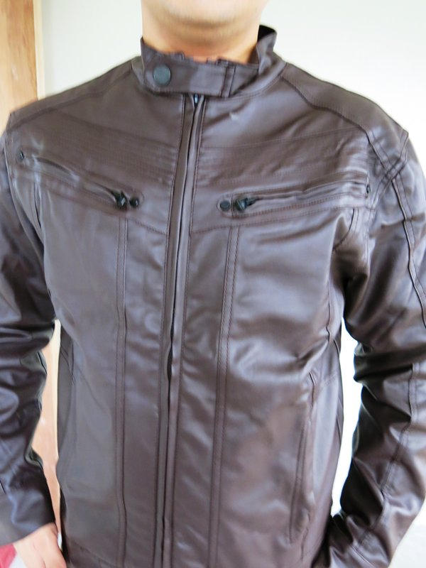 Ego Men's Biker Jacket (8)