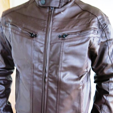 Ego Men's Biker Jacket Thumbnail