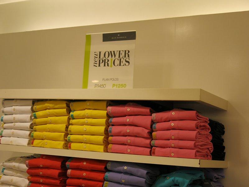 M&S Plain Polo Shirt (1)