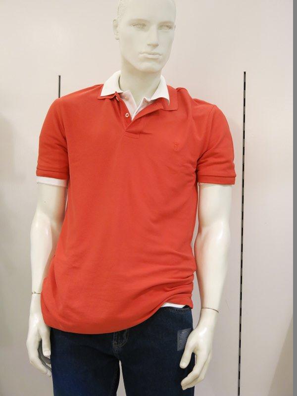M&S Plain Polo Shirt (2)