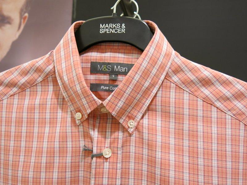 Marks & Spencer Shortsleeve Dress Shirt (2)