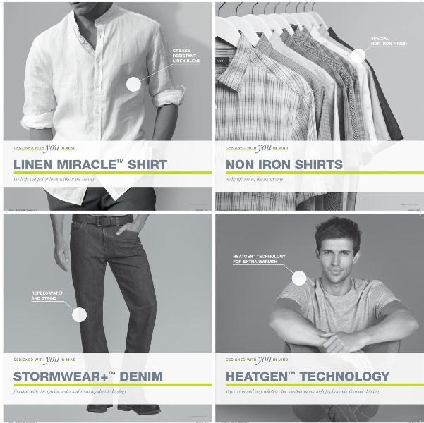 Menswear Innovations