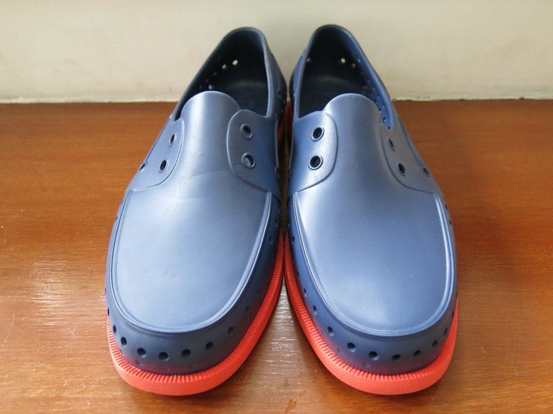 Native Howard Regatta Blue Men's Shoes (15)