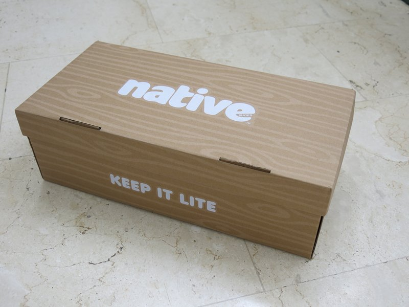 Native Shoe Box