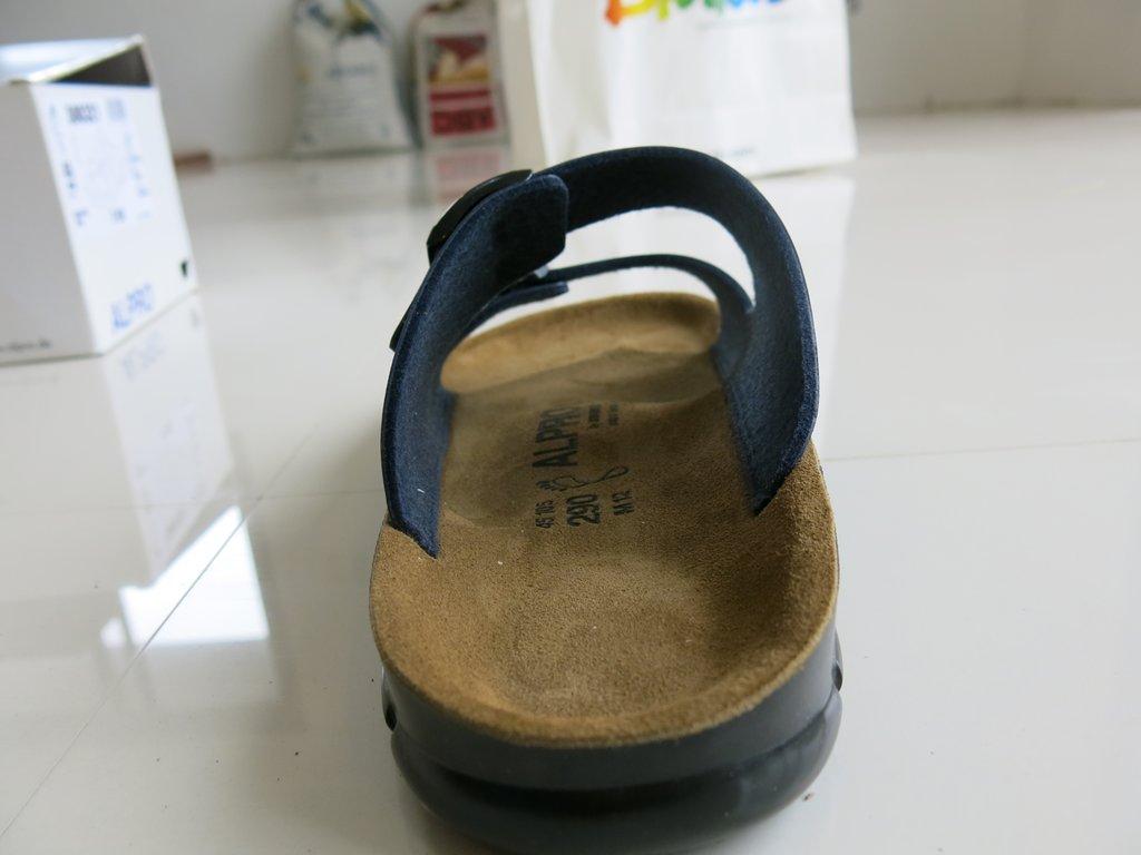 Birkenstock Alpro P250 Men's Sandals (15)
