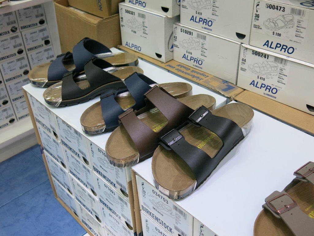 Birkenstock Men's Sandals (2)