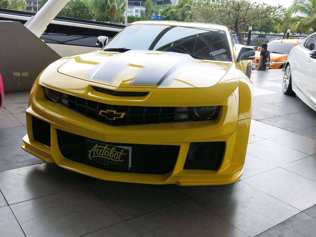Chevrolet Camaro (1)