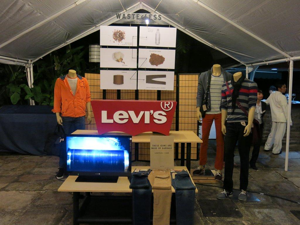 Levi's Eco Friendly Apparel (2)