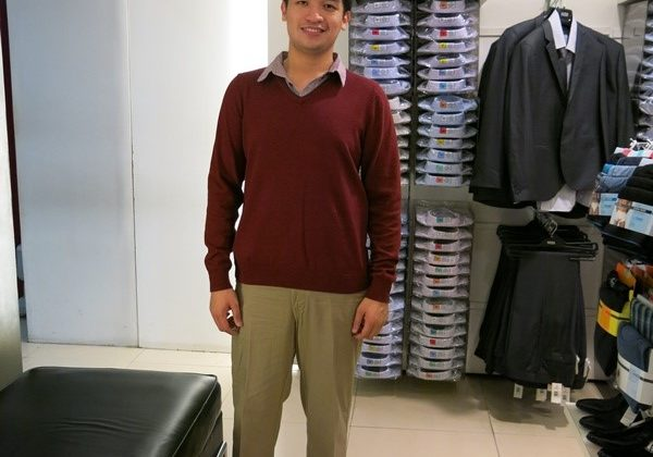 M&S Preppy Sweater (2)