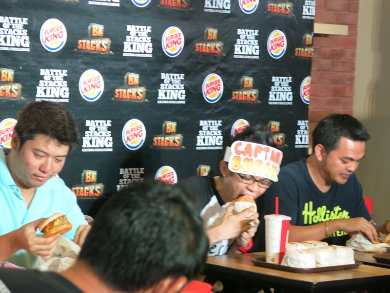 BK Eating Contest