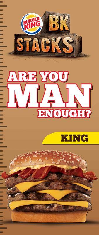 BK Stacks King
