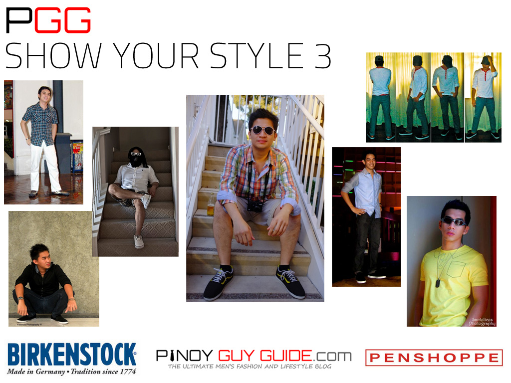 SHOW YOUR STYLE 3