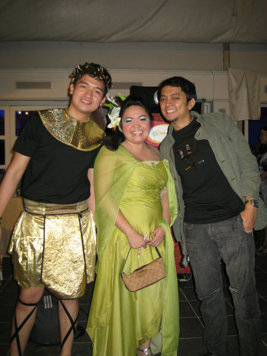 Greek gods and goddesses costume theme (1)