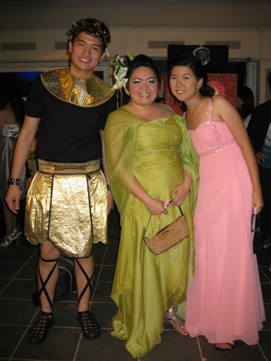 Greek gods and goddesses costume theme (2)