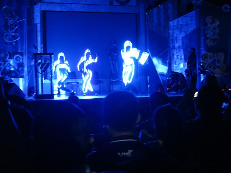 LED Light Dancers