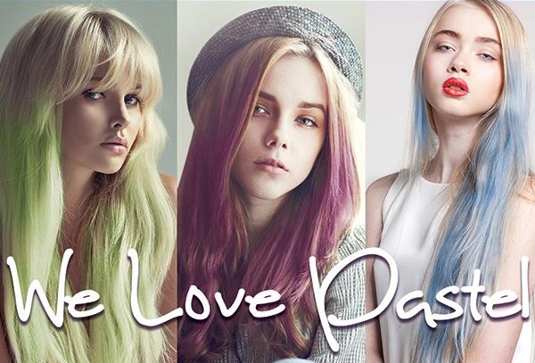 We Love Pastel