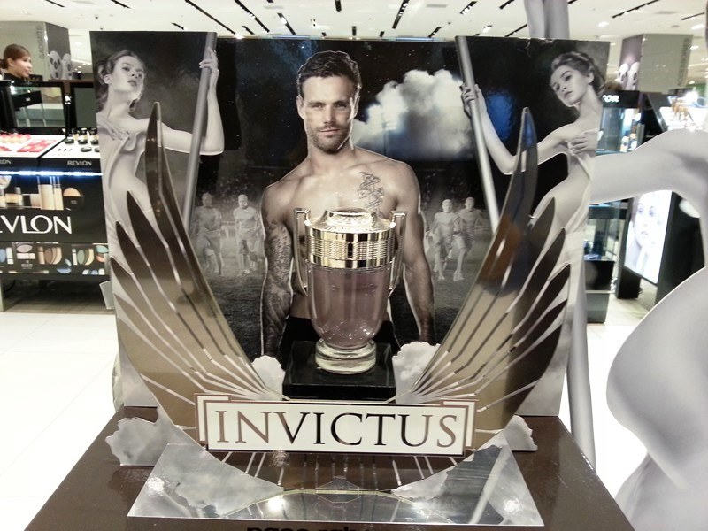 Nick Youngquest for Invictus