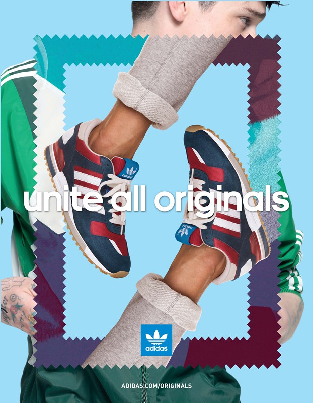 adidas - unite all originals - fw13 M