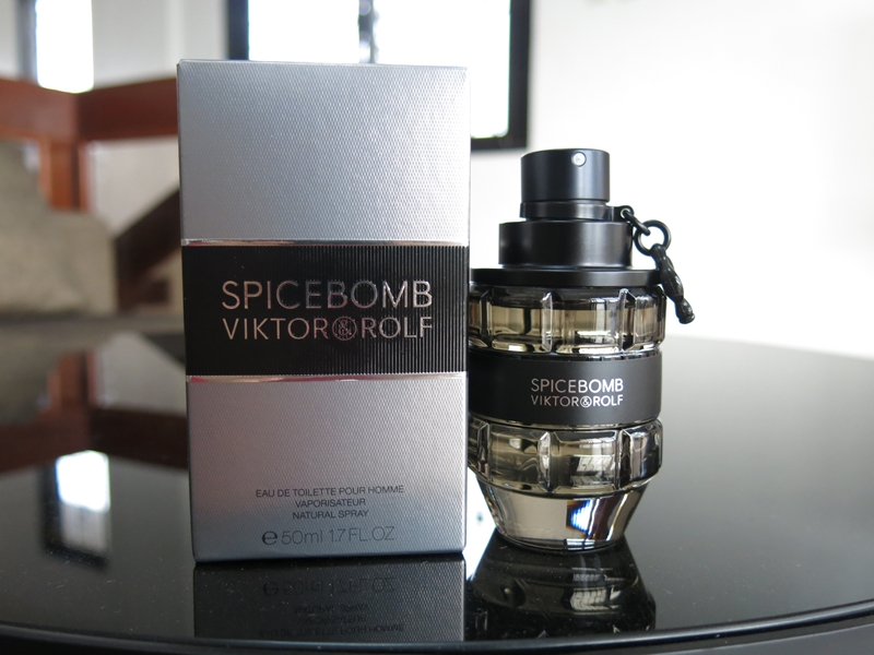 Spicebomb Men's Fragrance by Viktor & Rolf (11)