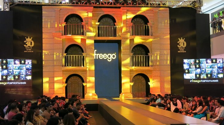 Freego Fashion Week Spring Summer 2014