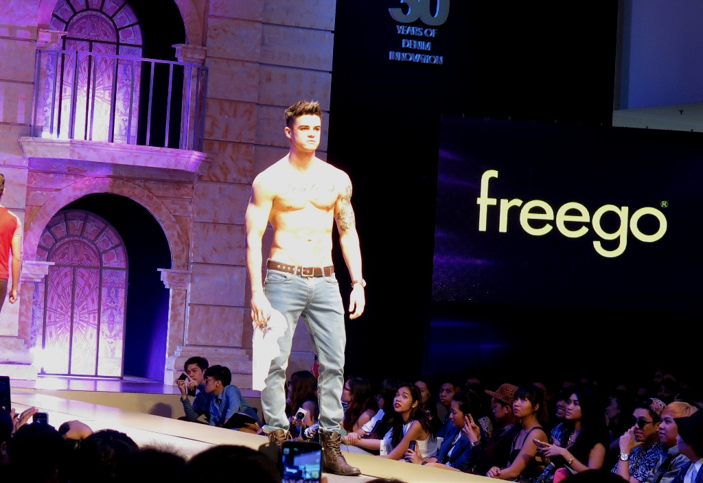 Freego Men's Jeans Spring Summer 2014