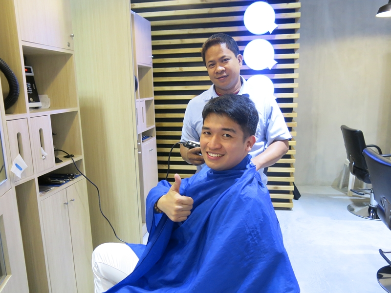 How About Racing Stripes For Mens Haircut Pinoy Guy Guide