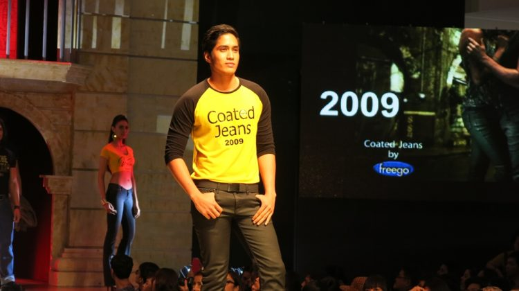 Men's Coated Jeans 2009
