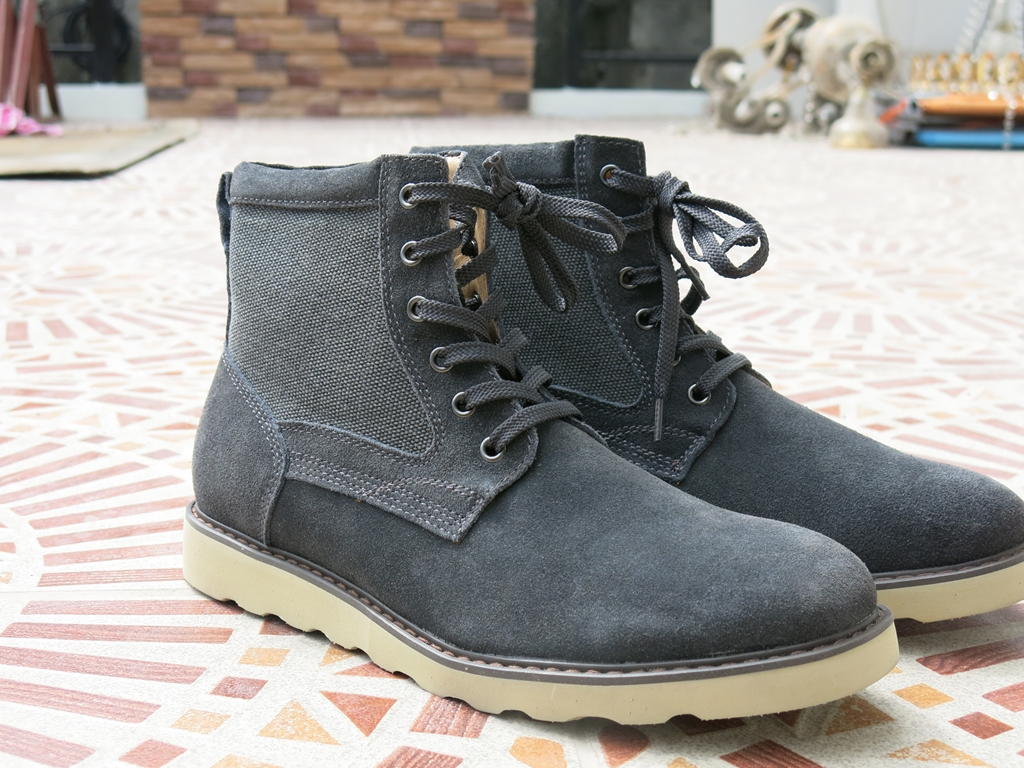 Gibiu2019s Commendable Menu2019s High Cut Shoes | Pinoy Guy Guide