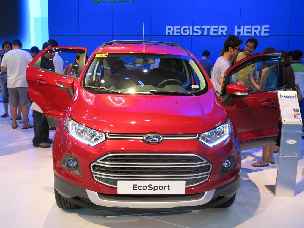Ford Ecosport (1)