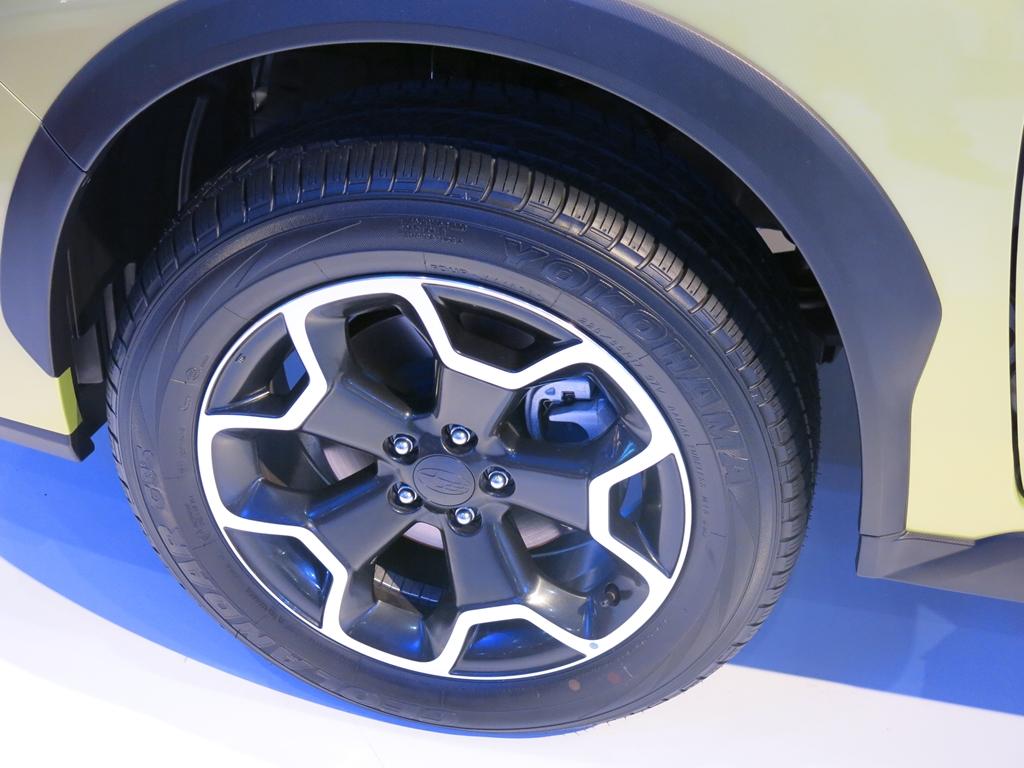 Subaru XV Crosstrek (1)