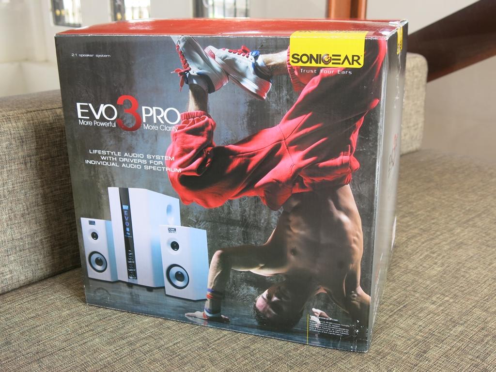 Sonic Evo Box