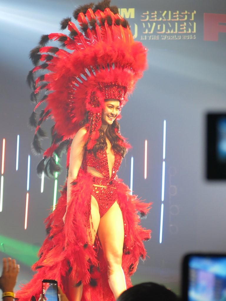 FHM #1 Sexiest 2014 - Marian Rivera (5)