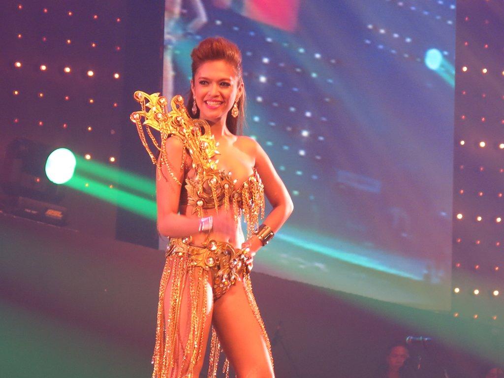 FHM 100 Sexiest 2014 - Bangs Garcia